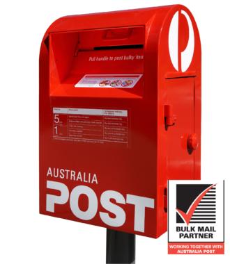 Bulk mail Partner Australia Post